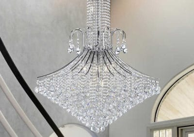 Contour Chandelier Installation Instructions and Video